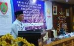 Gubernur Kalteng Tekankan Lima Poin Penting Pada Rapat Tepra
