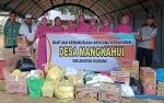 Bhayangkari Polres Murung Raya Salurkan Bantuan untuk Korban Kebakaran
