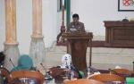 Wabup Sukamara Terima Laporan Guru Kurang Aktif dari Masyarakat