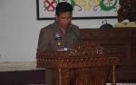 Wakil Bupati Minta Disdikbud Sukamara Tindaklanjuti Guru Kurang Aktif