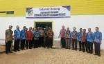 Desa Sikan Jadi Tuan Rumah Rakor Pemdes dan BPD Se-Kecamatan Montallat