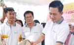 Barito Utara Berpartisipasi Pecahkan Rekor MURI Bakar Jagung