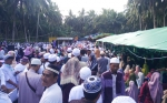Ribuan Masyarakat Hadiri Haul Pertama Guru KH Muhammad Asri bin H Ounder