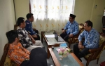 Dinas Kominfo Kapuas Terima Kunjungan KPID Kalteng