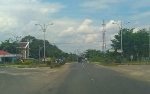 Garis Sepadan Bangunan Jalan Lintas Kalimantan Bukan Kewenangan Kabupaten