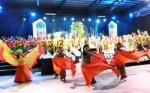 Tari Kolosal Libatkan 150 Penari dan Pemusik Meriahkan Pembukaan FBIM