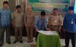 Kementerian Agama Kapuas dan BPN Teken MoU Pembuatan Sertifikat Tanah Wakaf