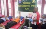 Polisi Militer AD Galang Aksi Donor Darah bersama PMI dan Masyarakat