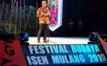 Kementerian Pariwisata Apresiasi Festival Budaya Isen Mulang