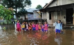 Banjir di Kotawaringin Timur Kian Meluas