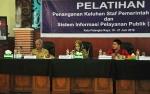 Wakil Wali Kota Palangka Raya: Pelatihan Sistem Informasi Pelayanan Publik Optimalkan Aplikasi LAPOR!