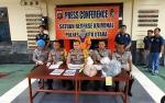 Polres Barito Utara Ungkap Kasus Pembunuhan Tahun 2016