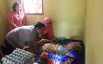 Polres Kotim Sulap Rumah Nenek 85 Tahun Sebatang Kara Menjadi Layak Huni