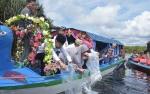 Sebanyak 72.000 Benih Ikan Dilepas di Sungai Sabangau