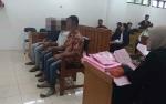 Tiga Maling Sarang Walet Dipenjarakan