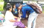 Kesadaran Warga Kapuas Berikan Vaksinasi Hewan Peliharaan Bisa Meningkat