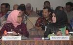 Pemko Palangka Raya Ikuti Rakor Pengendalian Karhutla Kalteng