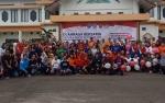 Olahraga Bersama TNI Polri dan ASN di Murung Raya Berlangsung Meriah