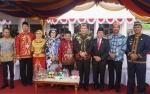 Wakil Bupati Barito Utara Hadiri Peringatan Hari Jadi Kabupaten Gunung Mas