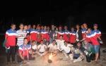 Kotawaringin Barat Juara Sepak Sawut di Festival Budaya Isen Mulang