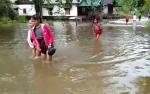 Video Banjir di Kecamatan Bukit Santuai