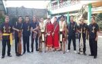 Kotawaringin Barait Peringkat 6 Festival Budaya Isen Mulang