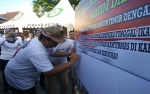 Polres Kotawaringin Timur Deklarasi Anti Kerusuhan