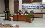 Pemkab Kobar Gelar Workshop Pelaksanaan Percepatan Reformasi Birokrasi