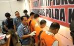 Polisi Limpahkan Empat Tersangka Kasus Dugaan Korupsi Peningkatan Jalan di Barito Utara