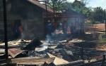 Sebuah Warung di Cempaga Hulu Terbakar