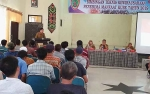 Dinas Sosial Kalimantan Tengah Bimbing Masyarakat Berwirausaha