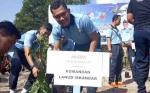 Peringati Hari Bhakti TNI AU, Lanud Iskandar Tanam 1.000 Pohon