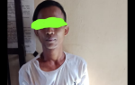 Anggota Polres Lamandau Tangkap Pencuri di 2 Rumah Warga Sempalau