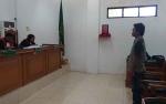 Budak Sabu Divonis 6 Tahun Penjara