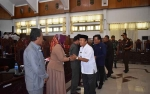 Wakil Bupati Sampaikan Jawaban Pandangan Umum Fraksi DPRD Kapuas
