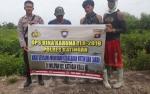 Polsek Katingan Kuala Gelar Operasi Bina Karuna di Kampung Tengah Antisipasi Karhutla
