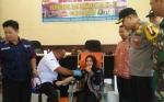Wakil Bupati Seruyan Apresiasi Aksi Donor Darah