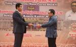 Kepala Kanwil Kemenkumham KalimantanTengah Berganti
