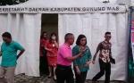 Dinas Pengendalian Penduduk Gunung Mas Pelayanan KB Gratis