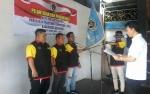 Aris Munandar Kembali Pimpin PWI Katingan