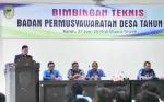 Sekda Harapkan Pilkades Serentak di Barito Utara Berlangsung Sukses