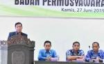 Bimtek BPD Barito Utara untuk Antisipasi Kerawanan dan Konflik Sosial di Pilkades