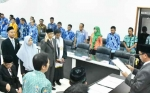 5 Pejabat Pemkab Barito Utara Dilantik