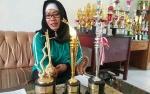 Berprestasi Tingkat Nasional, 6 Siswa SMPN 1 Kuala Pembuang Terima Beasiswa