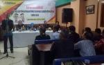 Kinerja Panwascam se Kabupaten Kapuas Dievaluasi Jelang Akhir Masa Kerja