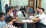 Direktur Eksekutif Walhi Sampaikan 5 Kasus ke Gubernur Kalimantan Tengah