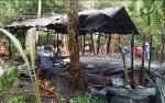 Polisi Selidiki Kebakaran Gudang Kosong di Komplek Gatot Subroto