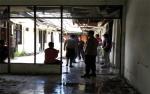 Polisi Dalami Penyebab Gedung Kosong Eks Hotel Pelangi Hampir Terbakar