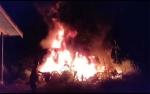 Niat Bakar Sampah, Rumah Nyaris Hangus Terbakar