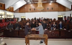Wakil Bupati Kapuas Respon Positif Disetujuinya Raperda Pertanggungjawaban APBD 2018